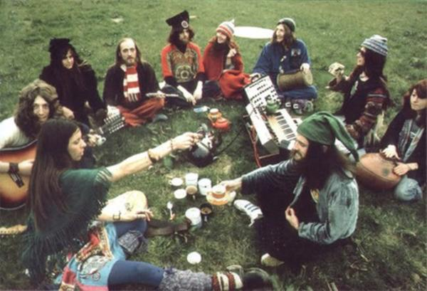 Cannabis in the 70s