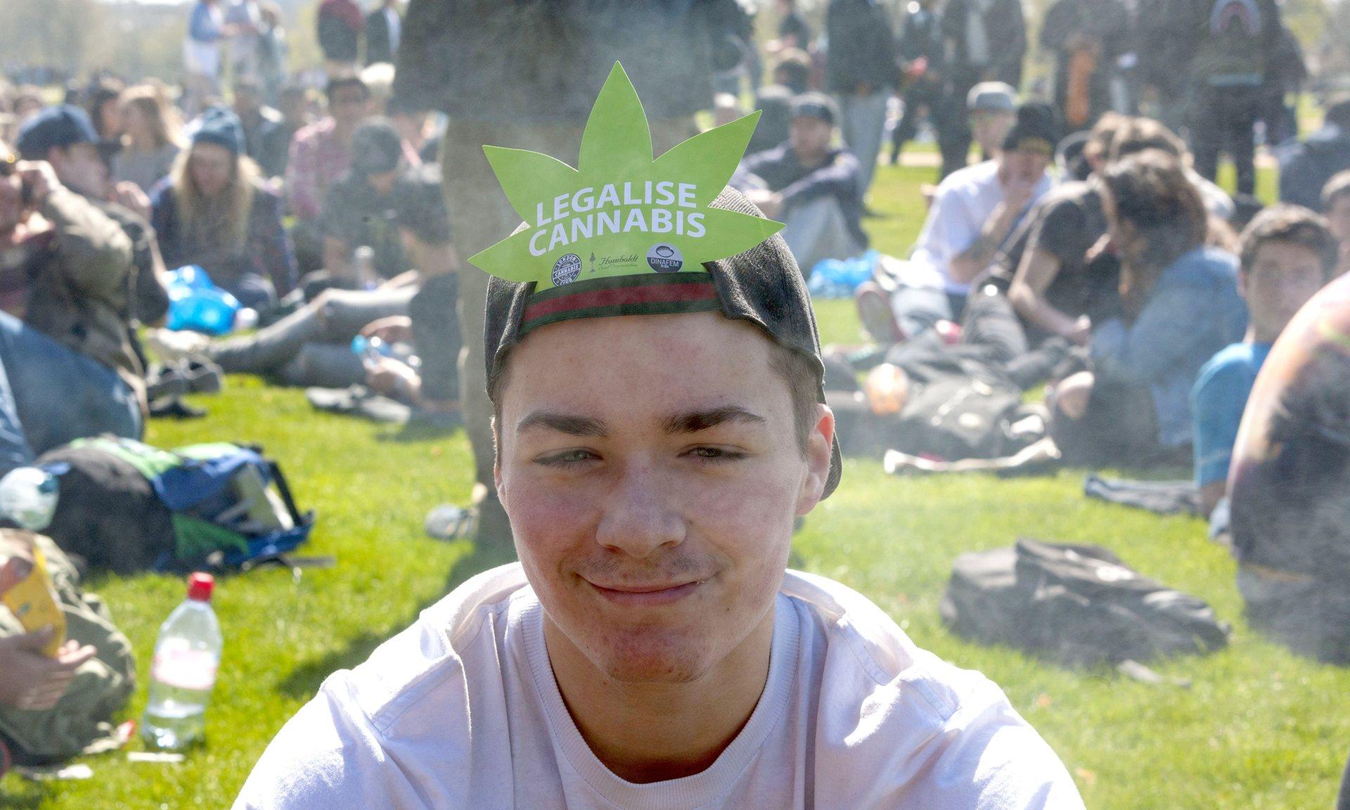 Happy Activist - London's Hyde Park