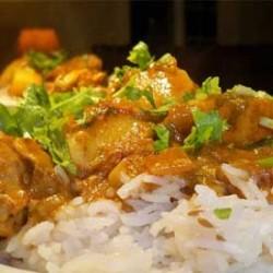 Cannabis Chicken Curry