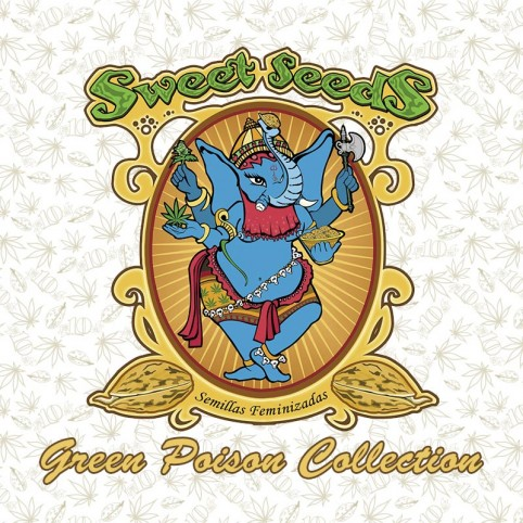 Green Poison Collection Sweet Seeds