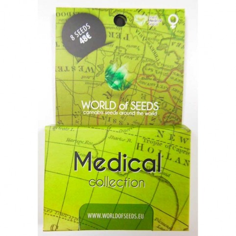 Medical Collection Cannabis Seeds
